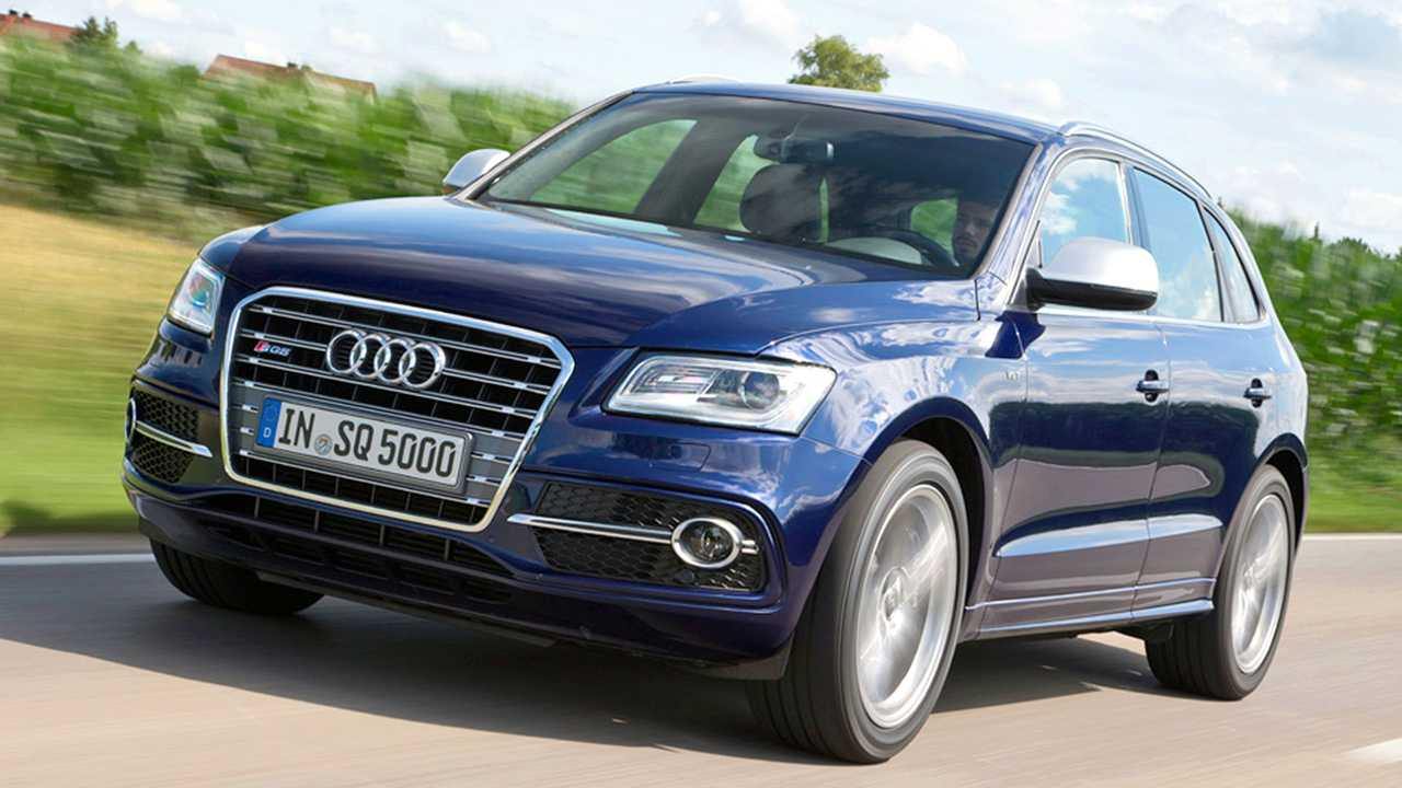 TÜV-Report 2019: Audi Q5