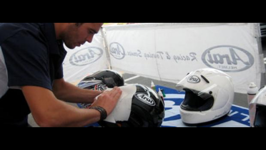 Arai Racing & Touring Service 2009
