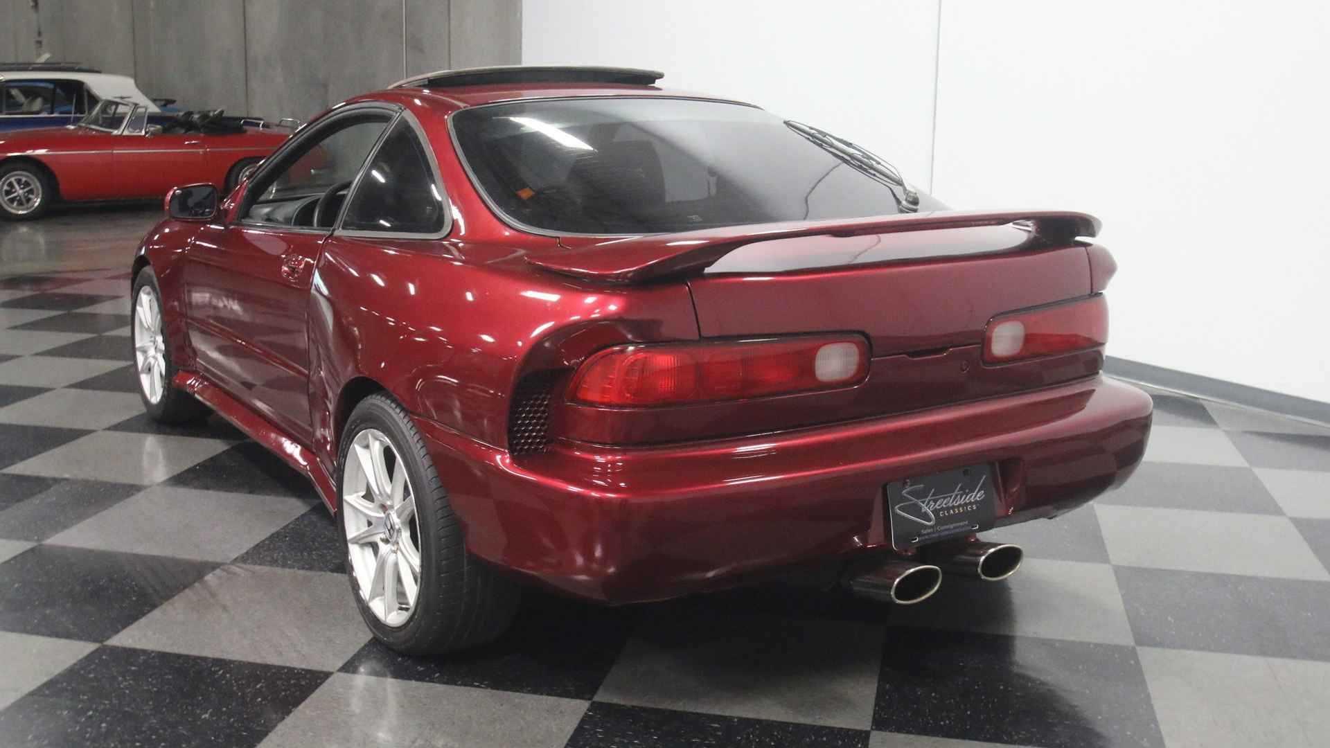 Go Crazy, Buy This 8 2L Twin-Turbo V8-Powered RWD Acura Integra
