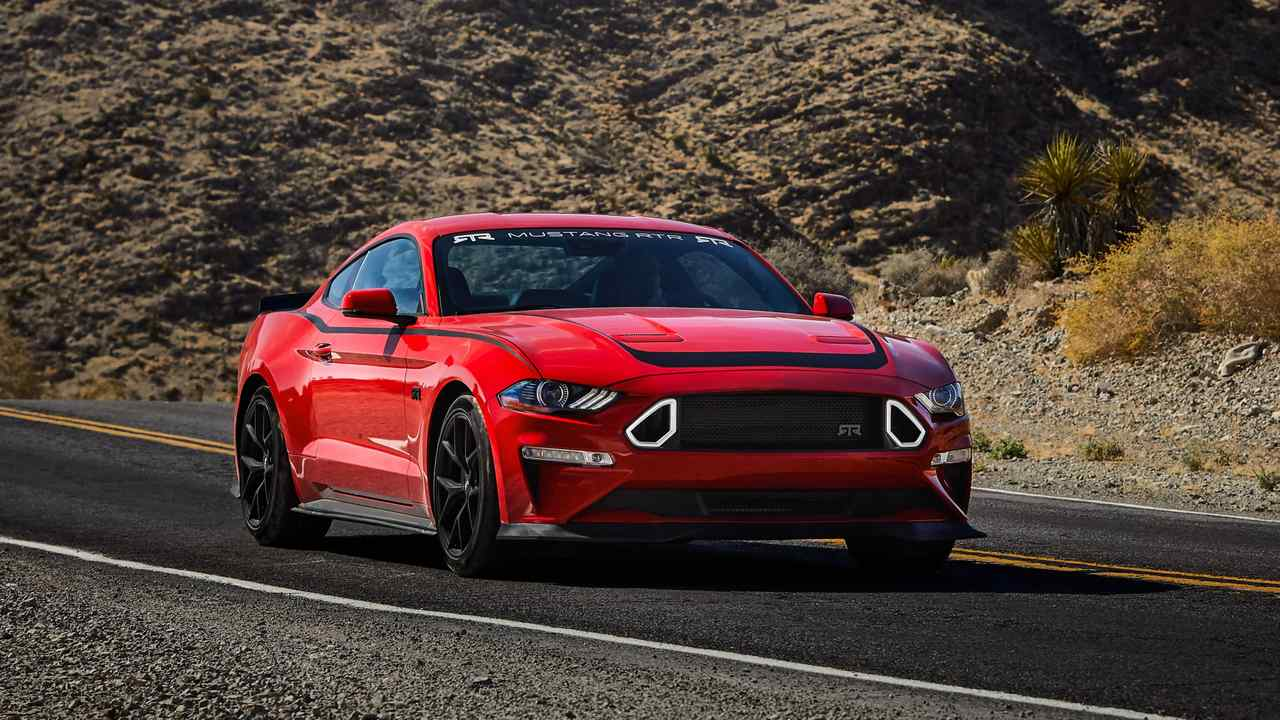 Series 1 Ford Mustang RTR