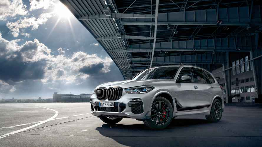 2018 BMW X5 M Performance Parts