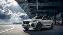 BMW X5 2019 con accesorios M Performance Parts