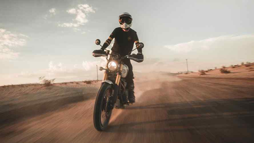 Triumph To Christen the New Scrambler 1200 at the Baja 1000