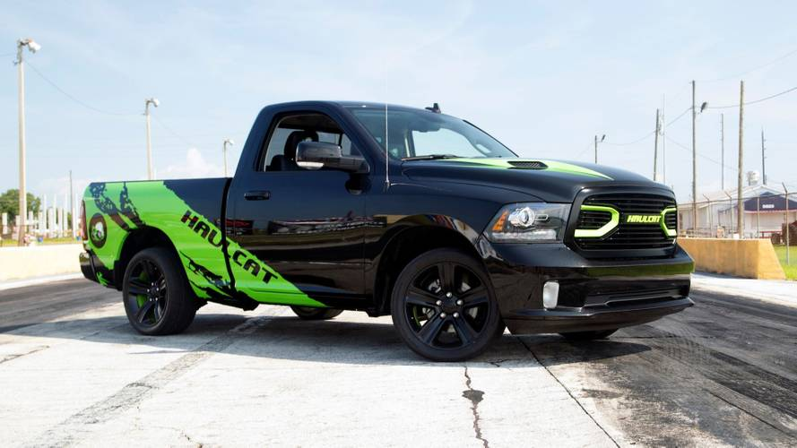 Take Home This Hellcat-Powered Ram By Giving A Charitable Donation