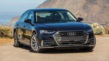 2019 Audi A8L: First Drive