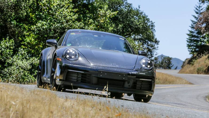 2020 Porsche 911 Slated To Debut In November At LA Auto Show