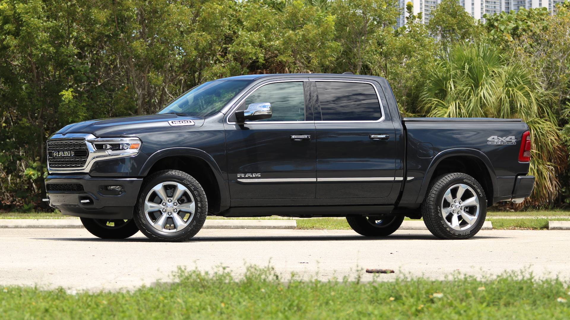 96440c5d 2019 Ram 1500 Limited Review: King Of The Hill