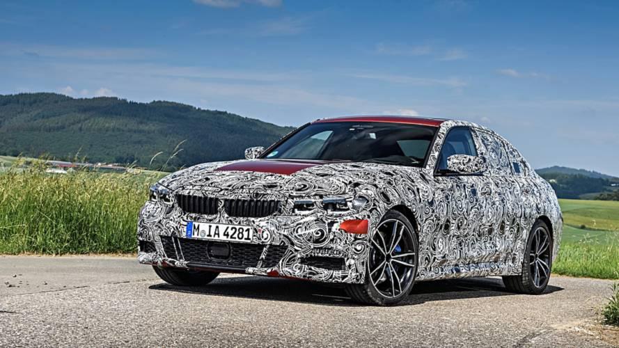 Nuova BMW Serie 3, ultime prove prima del debutto di Parigi