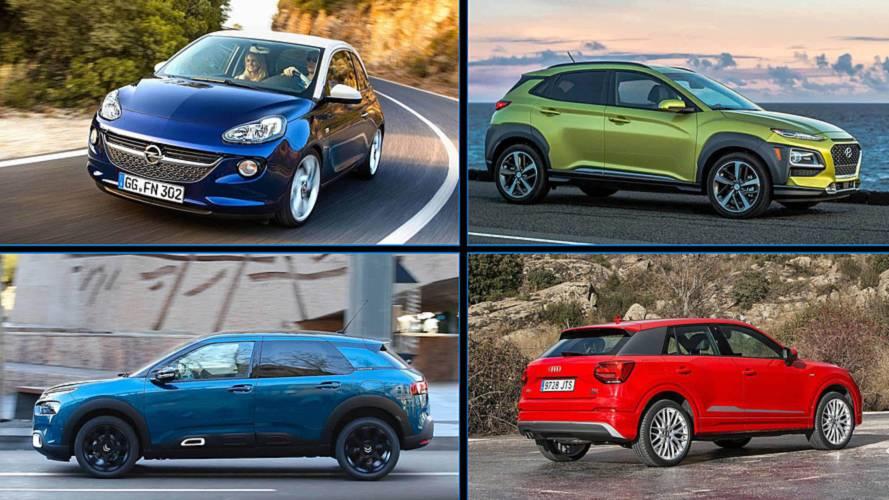 10 chollos del mes de agosto: coches nuevos, por poco dinero