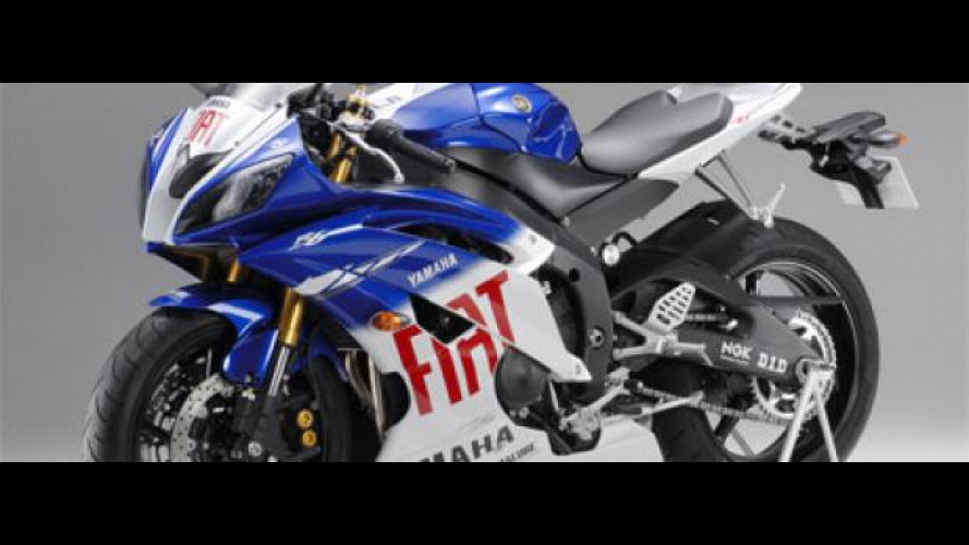 Kit Fiat Yamaha Team Replica per R1 ed R6