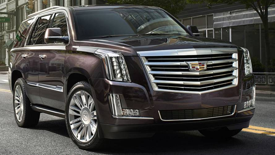 Cadillac Escalade Gets Temporary $8,000 Discount