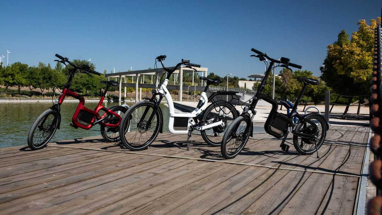 Gama e-bikes KYMCO