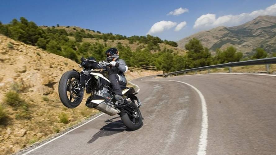 KTM pulls Duke, SuperDuke from American market