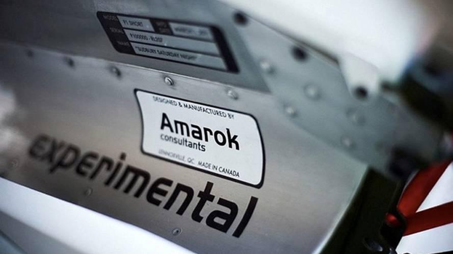 Amarok P1 unmasked
