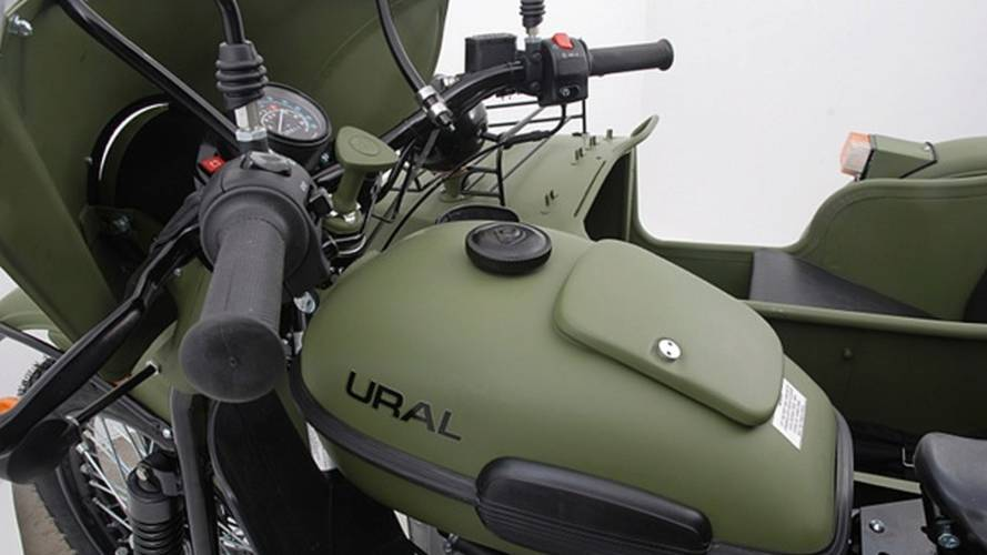 Ural Taiga 2WD: equipped to survive