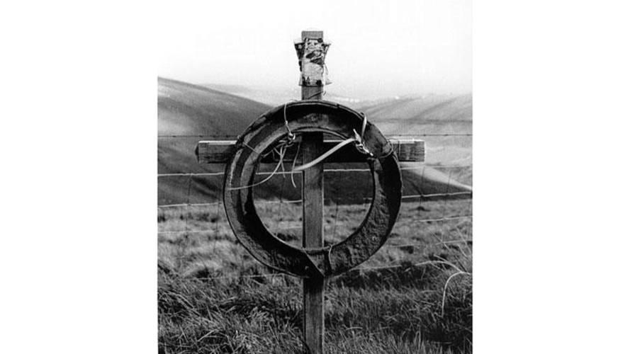 Memorials to the Riding Man