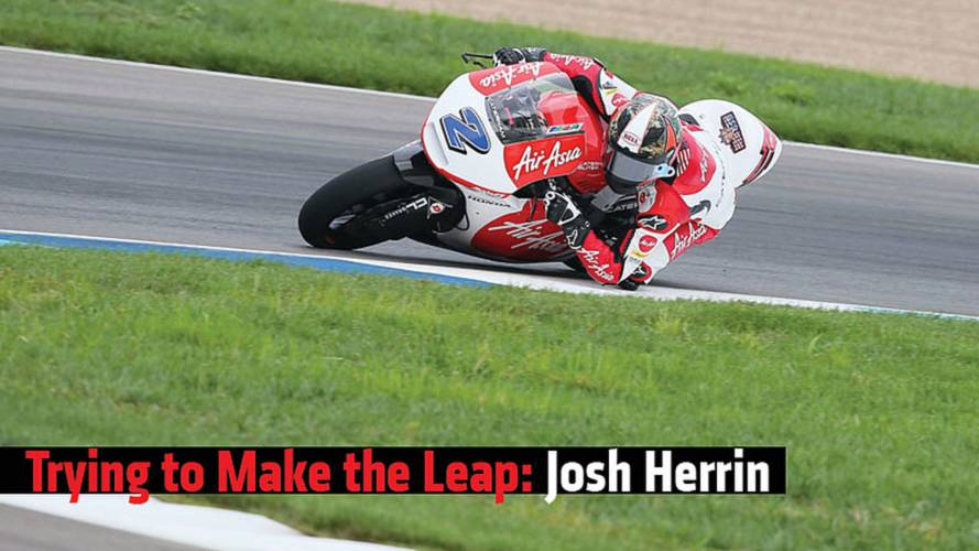 Trying to Make the Leap: Josh Herrin