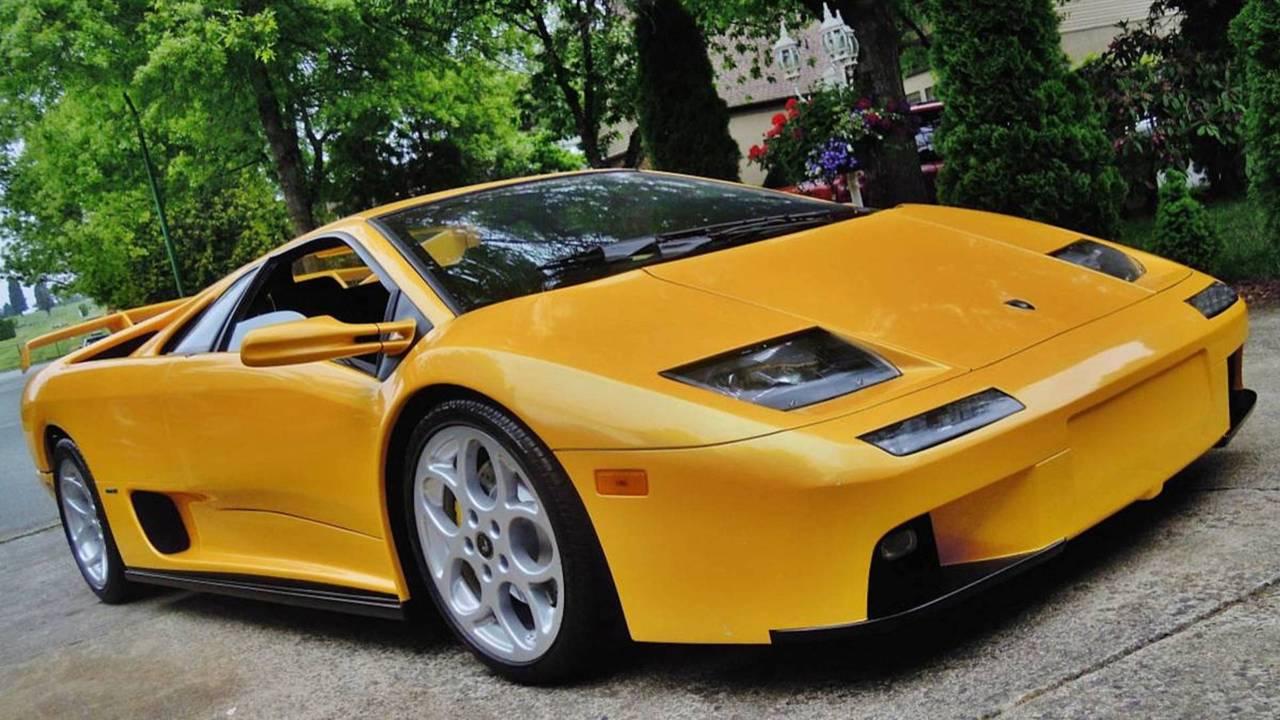 Lamborghini Diablo Replica from Craigslist