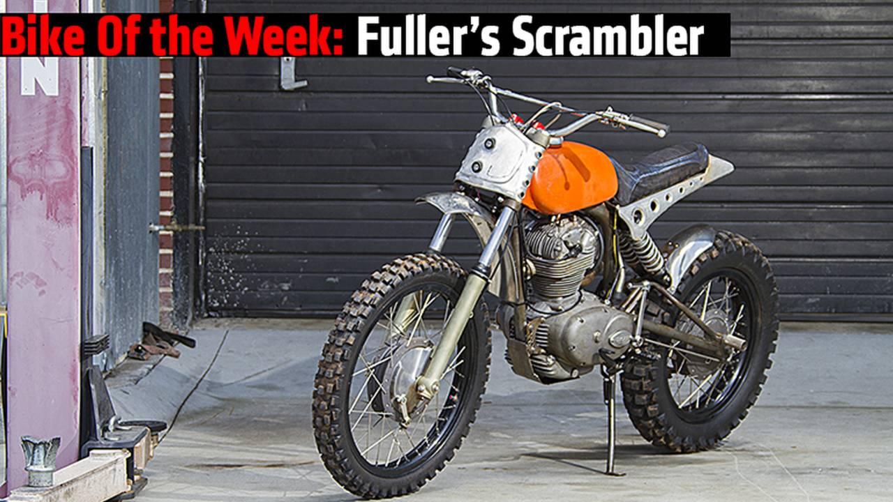 Bike of the Week: Fuller's Scrambler