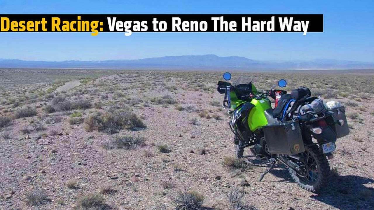 Desert Racing: Vegas to Reno The Hard Way