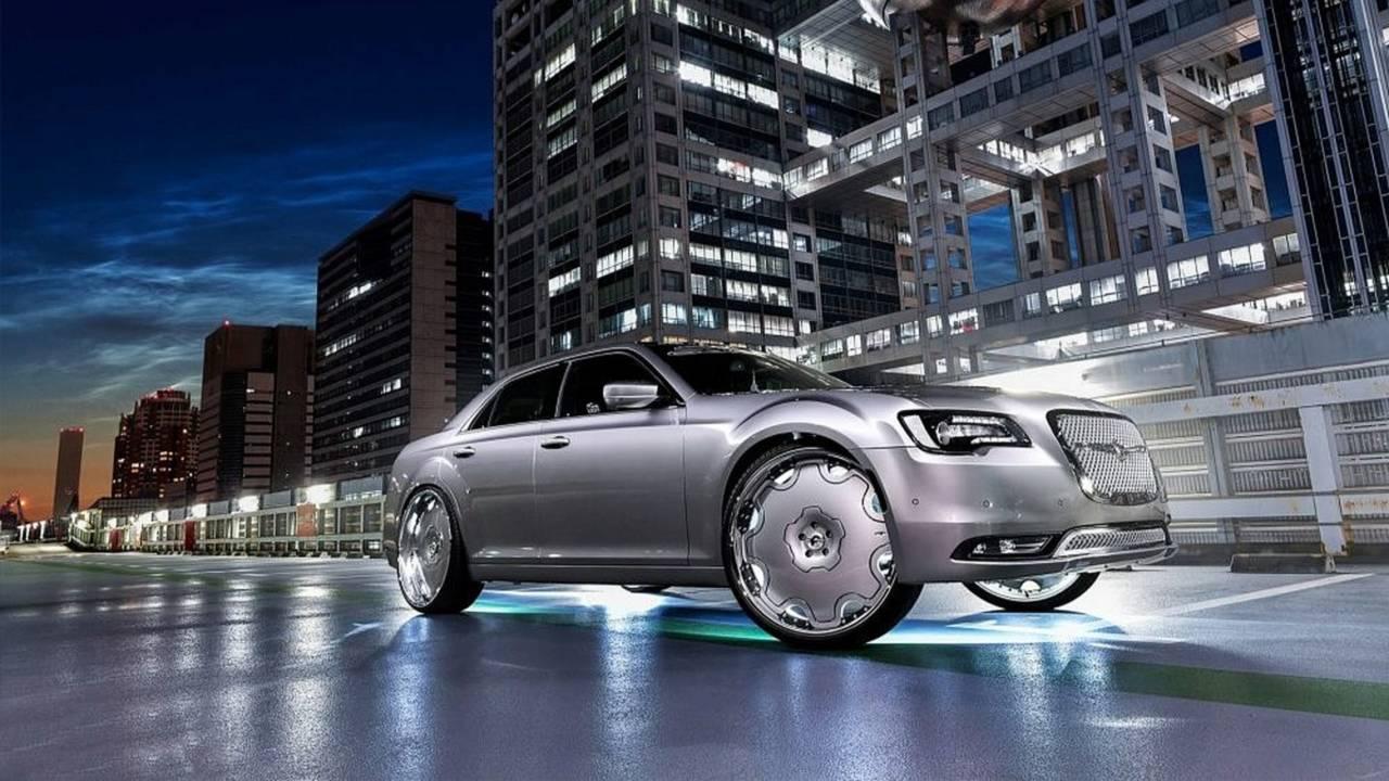 Chrysler 300 Fiore by Forgiato Japan
