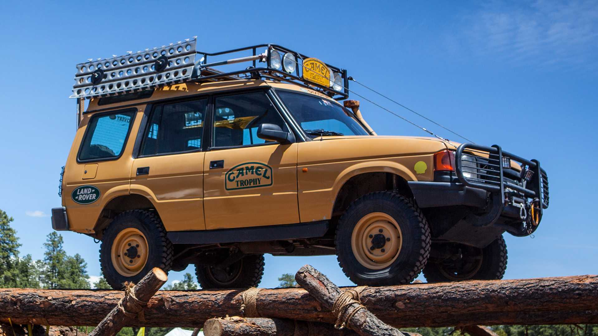 These Are 12 The Most Amazing Land Rovers Ever Built