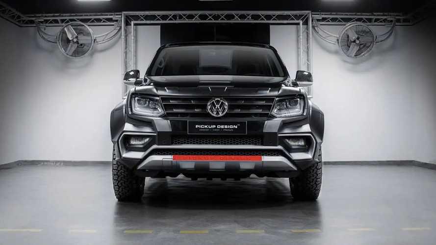 Volkswagen Amarok Amy - Carlex Design