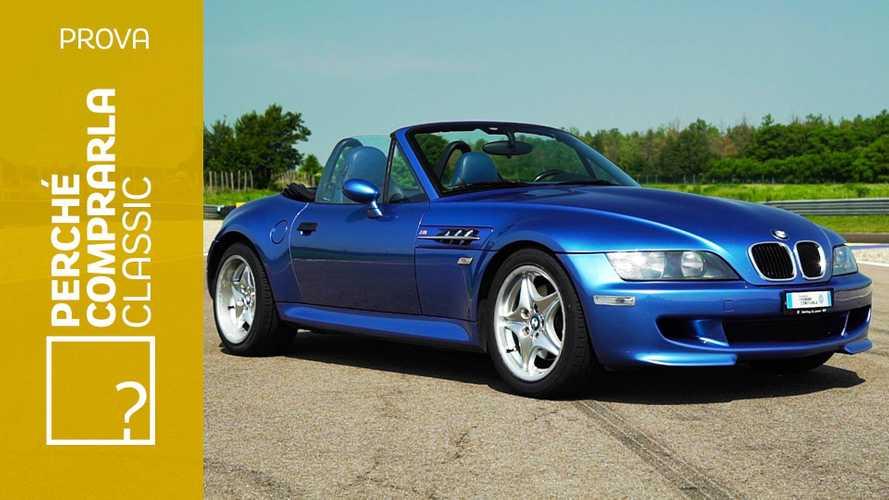BMW Z3, perché comprarla... Classic