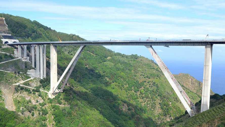Il ponte è sicuro? Ce lo dice lo smartphone