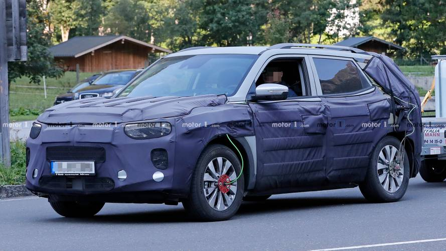 New Ssangyong Korando Spy Photos Keep Its Design A Mystery