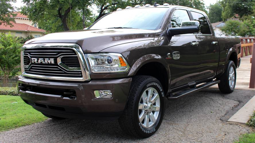Ram Heavy Duty Ram Rodeo Edition Brings More Luxury To Tough Trucks
