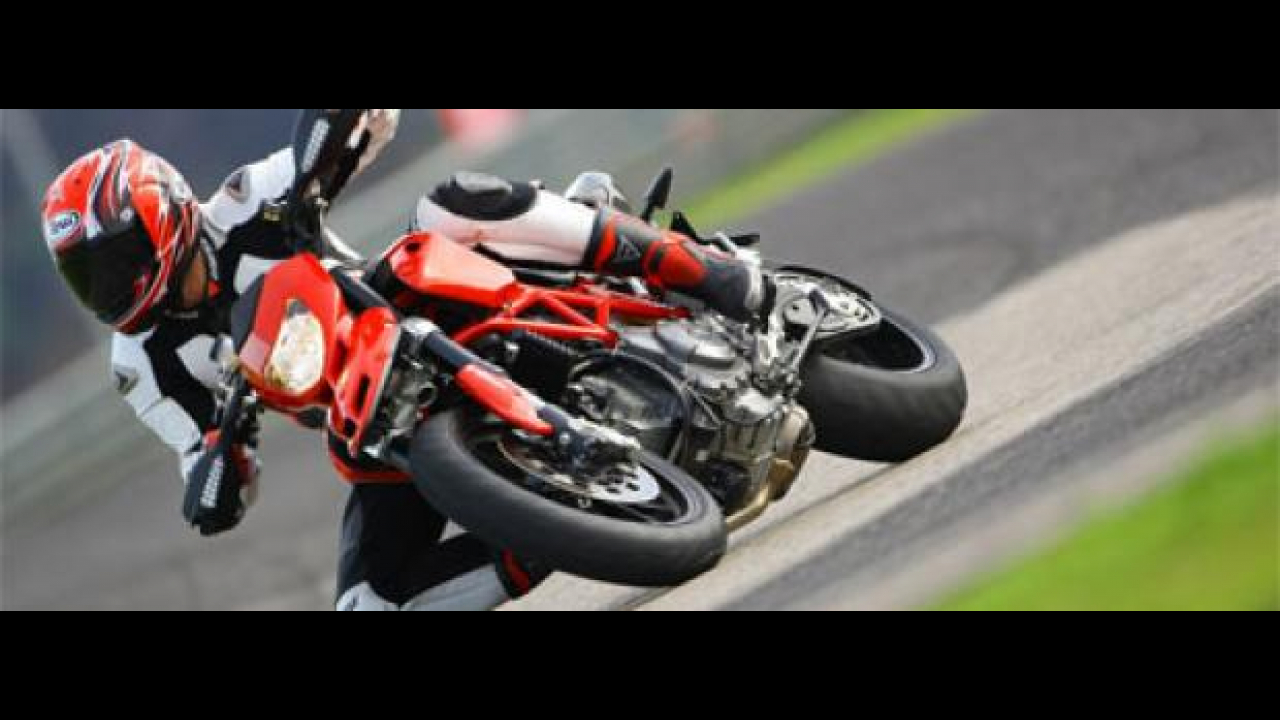 Ducati Hypermotard 1100 my 2010 - TEST