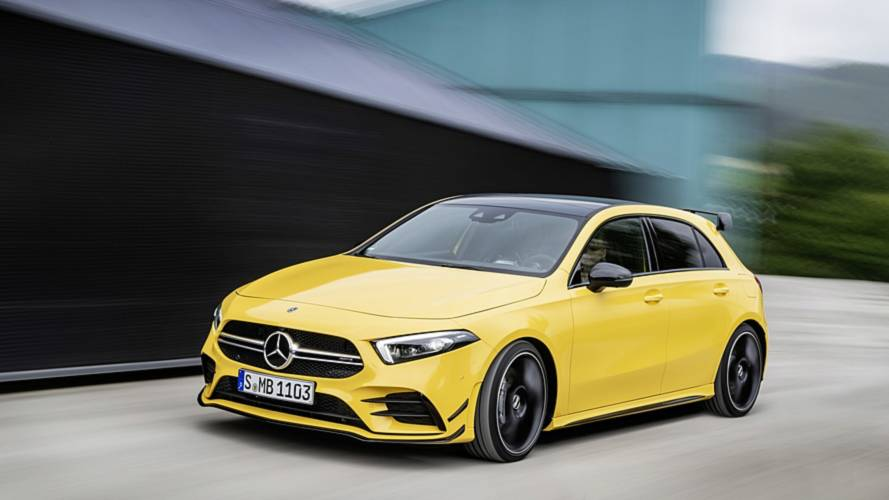 Mercedes-AMG A 35 4MATIC 2019
