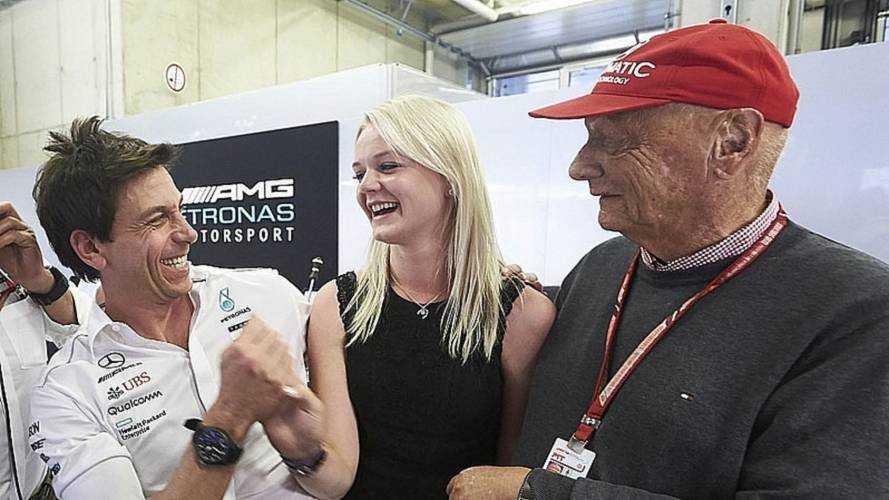 Niki Lauda kann schon wieder