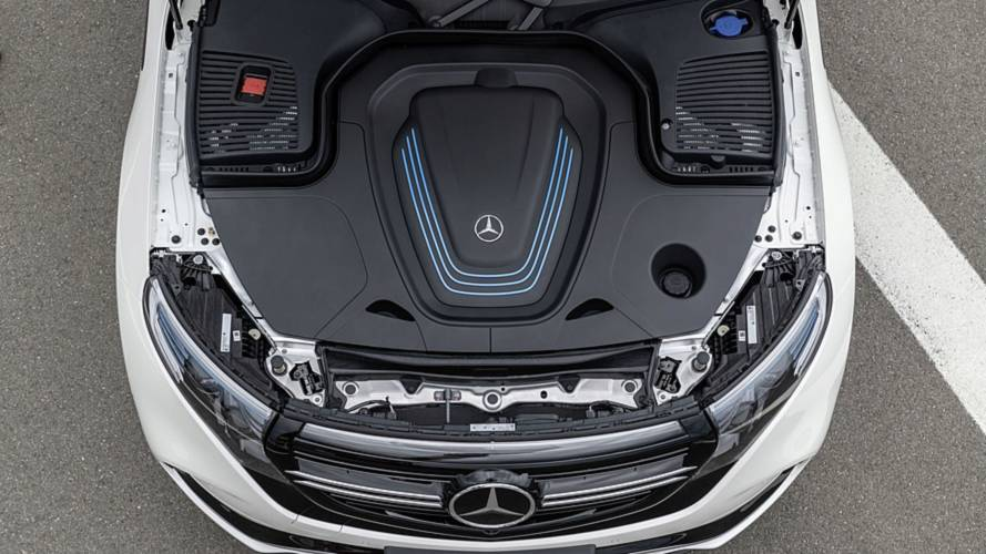 Mercedes-Benz EQS To Top Lineup Of 130 Electrified Vehicles