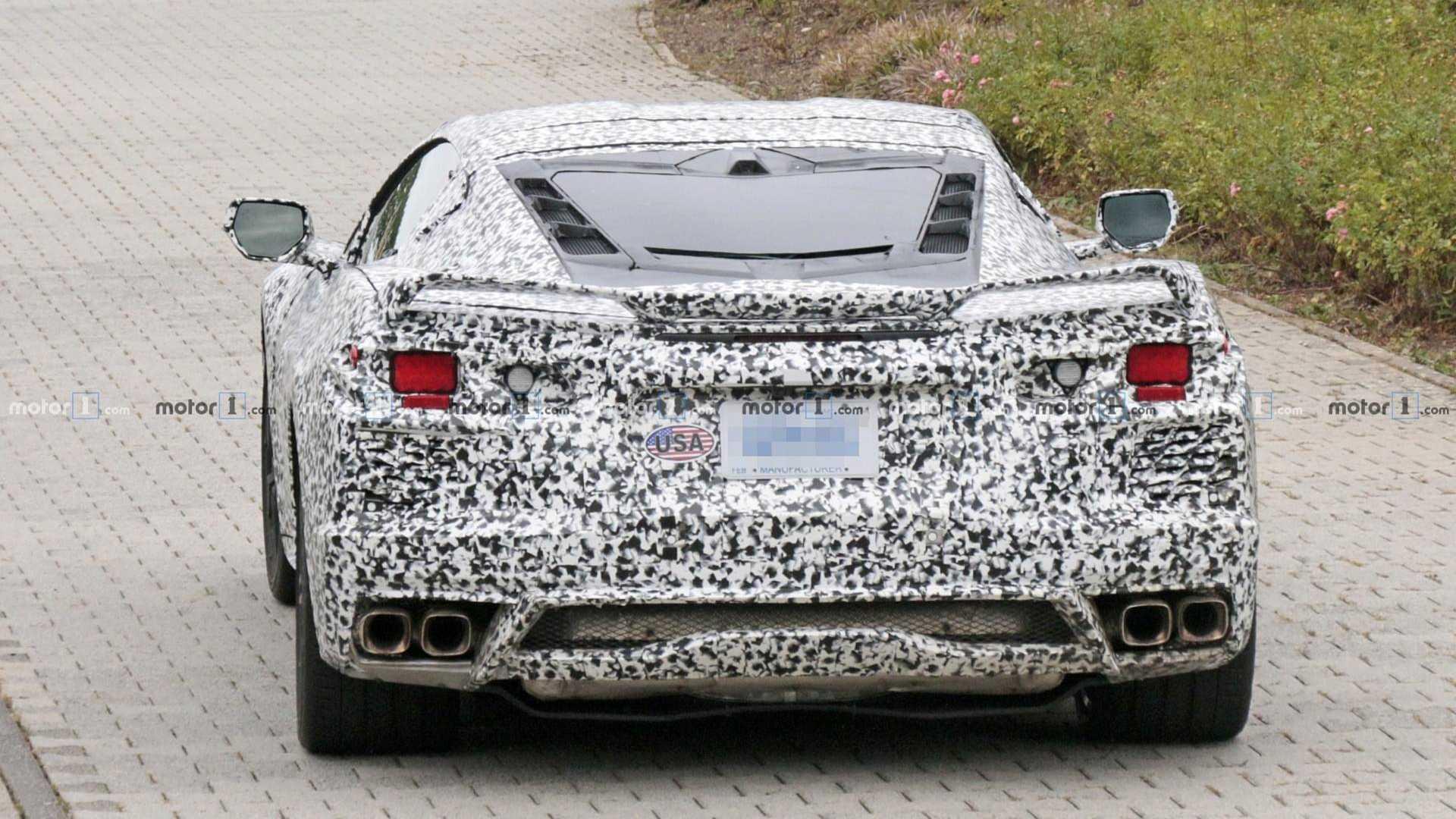 mid-engined-chevy-corvette-spy-photo