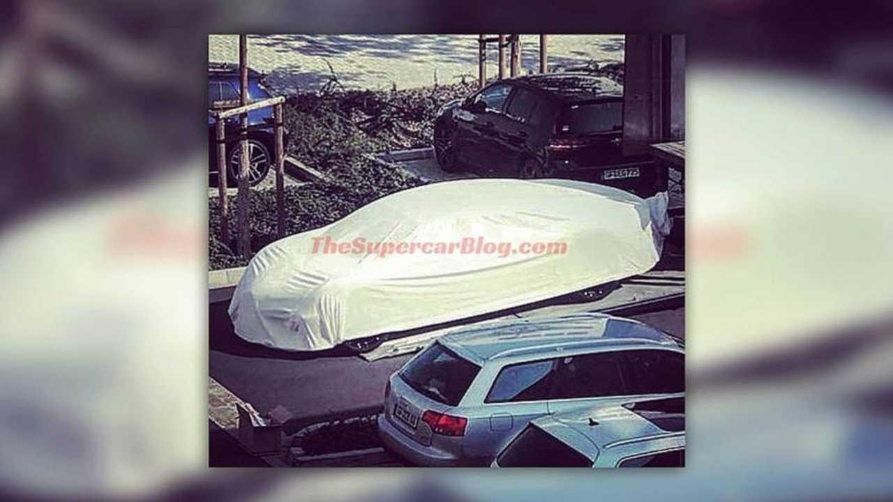 Bugatti berline