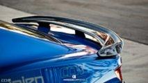 Karbonfiber Modifiyeli Bir Chevrolet Camaro SS