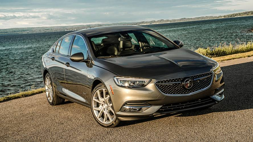 Buick Regal Dead After 2020MY Because Customers Want Crossovers