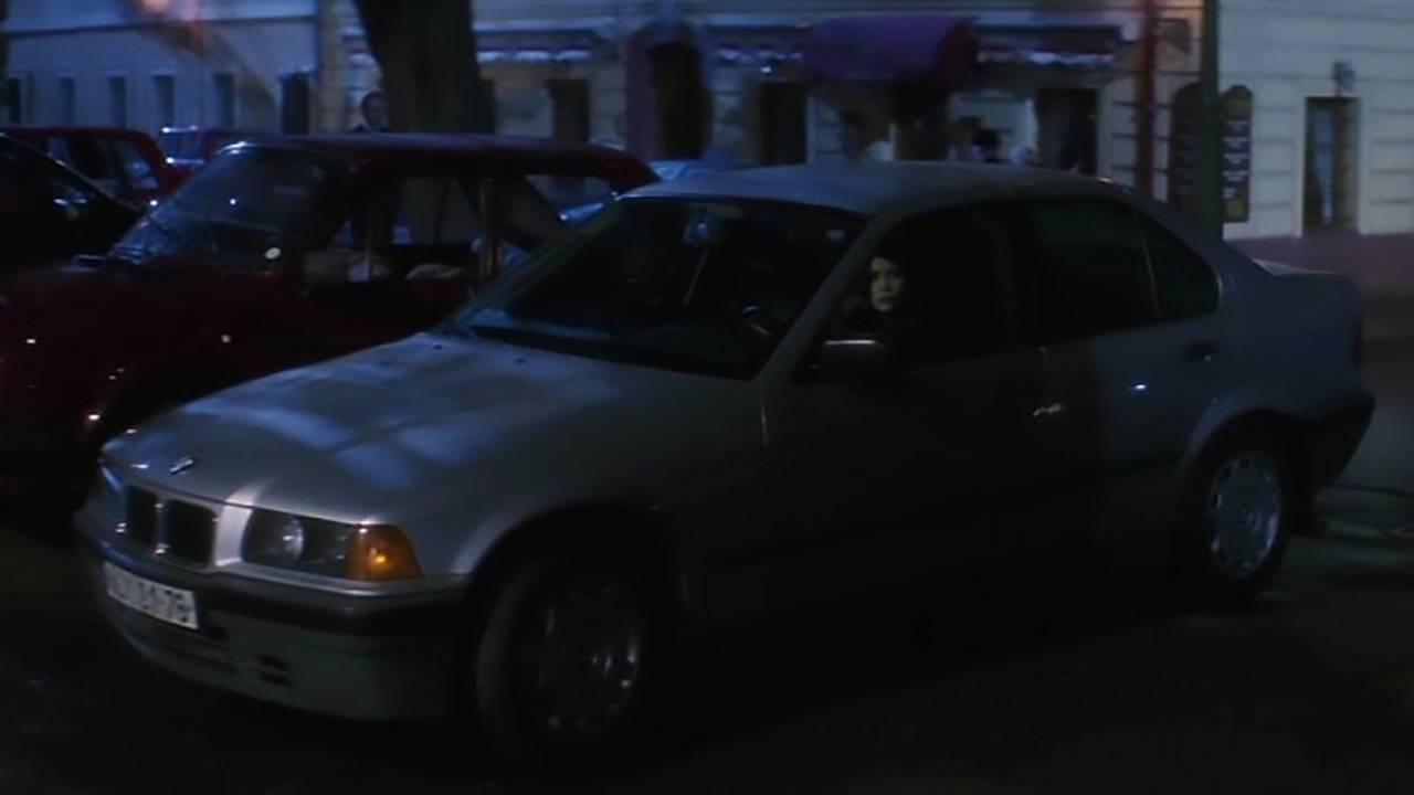 1991 BMW 316i [E36]