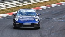 2019 Porsche 911 new spy photos