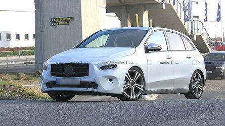 Mercedes Classe B de nova geração terá tecnologias do Classe S