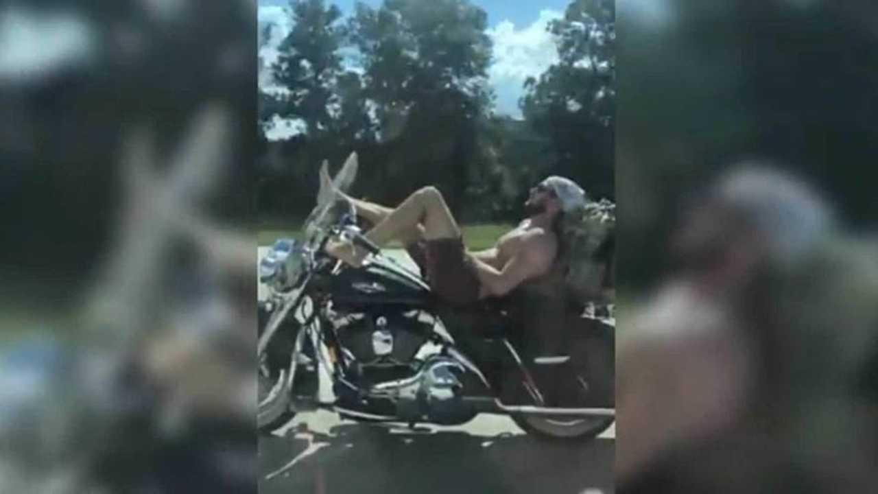 Behold Florida Man in His Natural Habitat