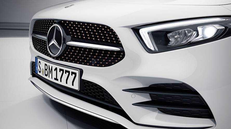 2019 Mercedes A-Serisi Sedan Edition 1
