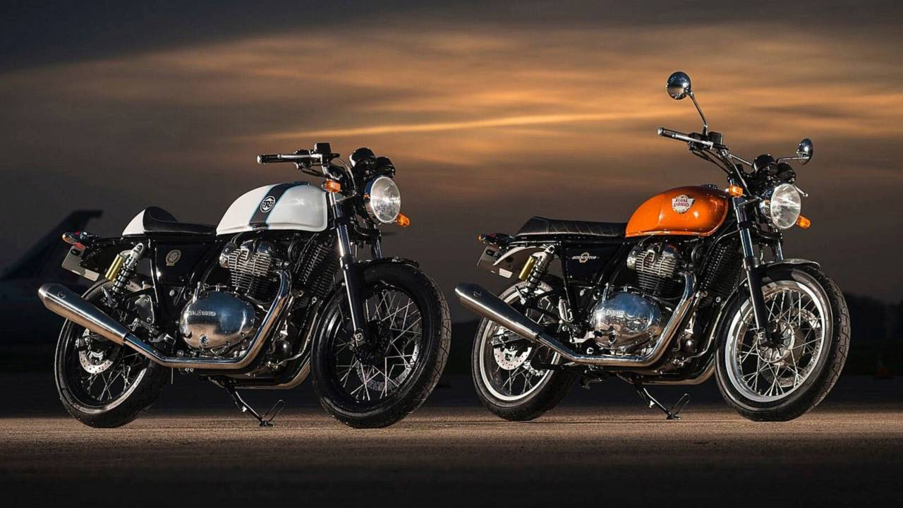 Royal Enfield 650 Twin Service Manual Leaked