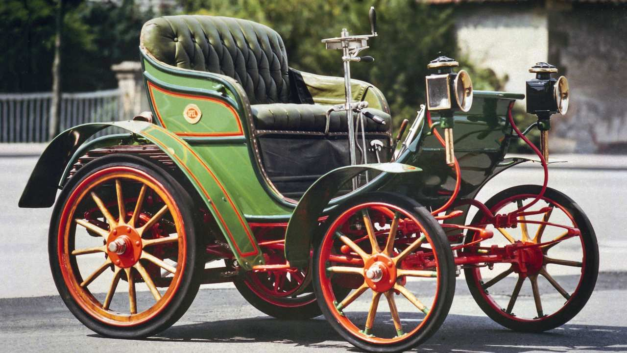 120 Jahre Automobilbau bei Opel