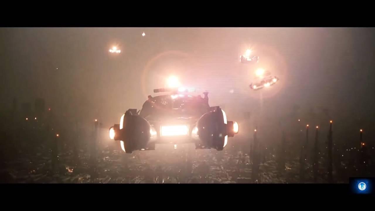 Der Spinner aus Blade Runner