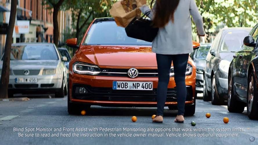 VW Polo ad banned for showing