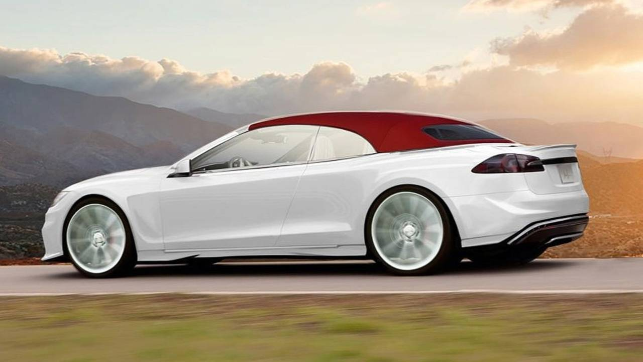 Model S cabriolet