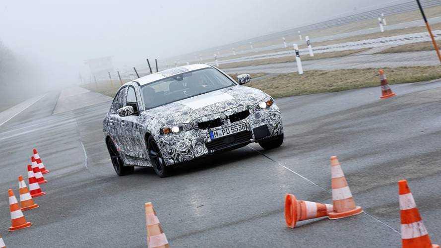 2019 BMW 3 Serisi 0.23 sürüklenme katsayısıyla geliyor
